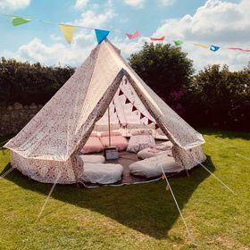 Boutiki tents