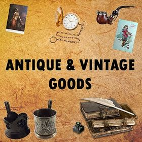 Antique & Vintage Goods