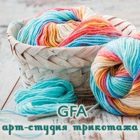 GFA style. Евгения и Фаина Лебедевы.
