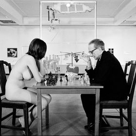 Play Chess With Marcel