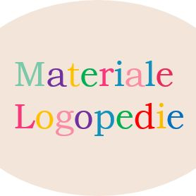 Materiale Logopedice