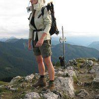 Berghaserl Vom Klettersteig