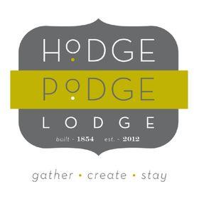 Hodge Podge Lodge