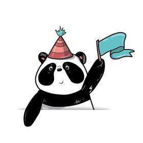 Pandamaedchen