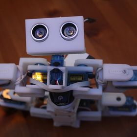 Th3 RobOBoDy