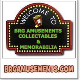 BRG Amusements, Collectables & Memorabilia