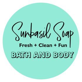 Sunbasil Soap | Bath and Body Gifts | Spa Gift Sets | Party Favors | Unique Gift Ideas