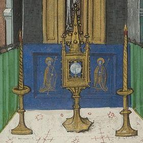 Eucharistic Virtue