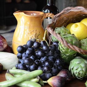 A Sicilian Peasant's Table