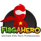 FlagAHero Kids Party