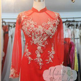 Wedding dress Misshuong Bridal
