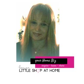 Louise & the Little Shop At Home -Your Home Biz