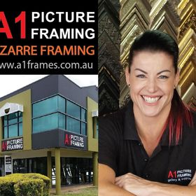 A1 Frames Brisbane & Bizarre Framing