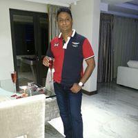 Vinesh Mulraj