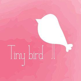Tiny bird handmade