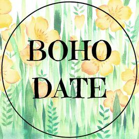 Boho Date Office