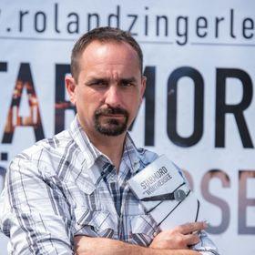 Roland Zingerle, Autor