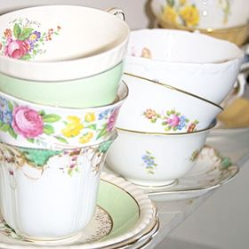 The Vintage China Cupboard