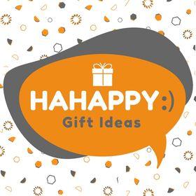 HAHAPPY Gift Ideas