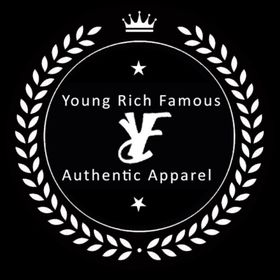 Young Rich Famous Authentic Apparel