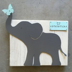 Authenticaa, the BEST place for Nursery Decor, Kids Rooms and Custom Art, Trophies and Signs