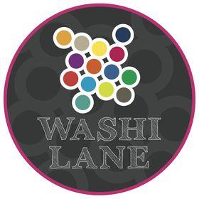 Washi Lane Washi Tape