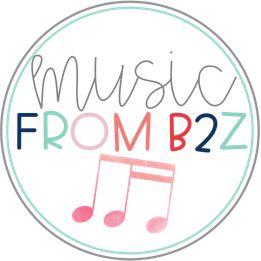 Music From B2Z   Elementary Music Teacher Resources + Ideas