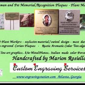 Custom Engraving Services