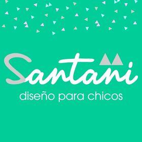 santani diseño para chicos