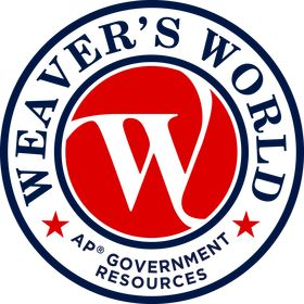 Weaver's World | Specializing in AP Government Resources