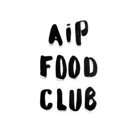AIP Food Club