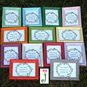 Frames for Wedding gift & Bridal Party