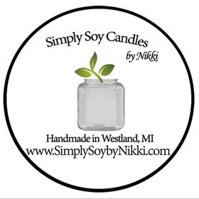 Simply Soy Candles by Nikki
