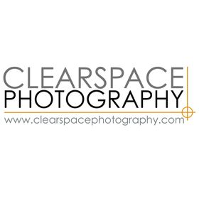 Clear space photography