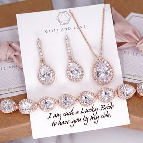 Glitz & Love | Wedding and Special Occasion Jewelry