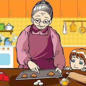 Τα φαγητά της γιαγιάς