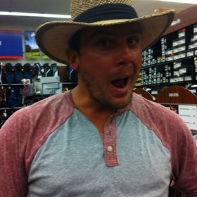 Salt/&Seas Australian Outback Cowboy Hat Chocolate