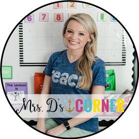 Mrs. D's Corner | Special Ed Teacher + Content Creator