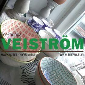 Tea Shop Veiström - Teekauppa Veiström