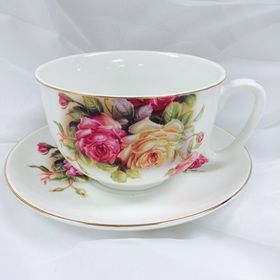 The Lovely Tea Cup