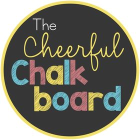 The Cheerful Chalkboard