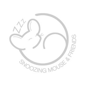 Snoozing Mouse Luxury Baby Gifts