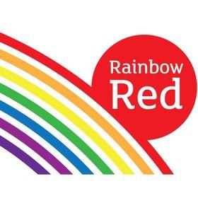 Rainbow Red - Decluttering & Organising