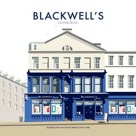 Blackwell's Edinburgh