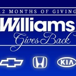 Williams Chevrolet Honda Kia Auto Group Williamstc Profile Pinterest