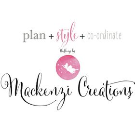 Mackenzi Creations Wedding Planning