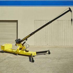 Microcranes, Inc.: Mini Cranes, Spider Cranes, Smart-Rig, Floor Cranes, Portable Crane