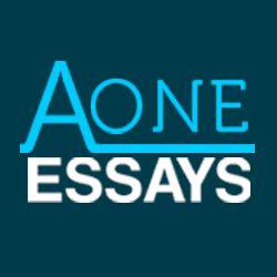 Aone essays