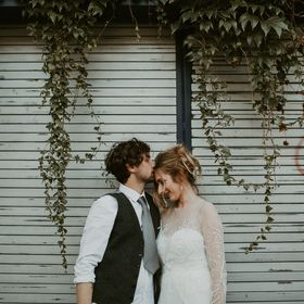 The Hendrys: Wedding Photography
