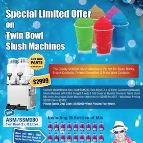 Buy Slush Machines & Hire